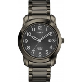 Timex Mens Grey Expansion Band Watch