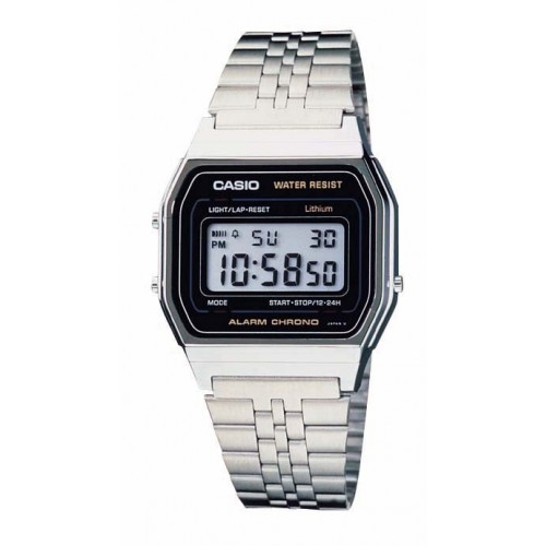 casio mens classic stainless steel digital casio