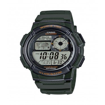 Casio Mens Digital Sport Watch