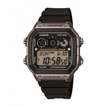 Casio Mens Illuminator Digital Sport Watch