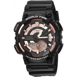 Casio Men's 'Telememo' Quartz Resin Casual Watch,
