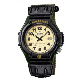 Casio Men's Forester Analog Nylon Watch