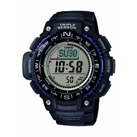 Casio Men's SGW-1000-1ACR Triple Sensor Digital