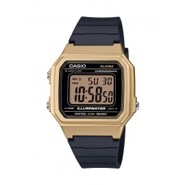 Casio Men's Classic Digital Watch, Gold/Black