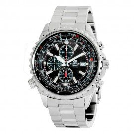 Casio Men's EF527D-1AV Edifice Stainless Steel