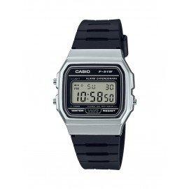 Casio Men's F91WM-7A Black Digital Databank Watch