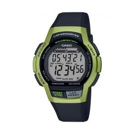 New Casio Men's Step Tracker Series and 60 Lap