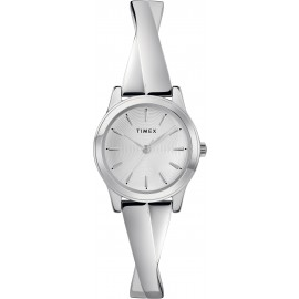 Timex TW2R98700 Women's Silver-Tone Stainless