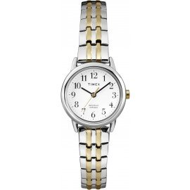 Timex Women's Easy Reader Two-Tone Watch with