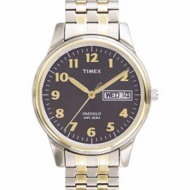 Timex Men's T26481 Elevated Classics Stainless