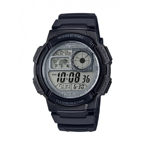 Casio Men's Illuminator World Time Watch