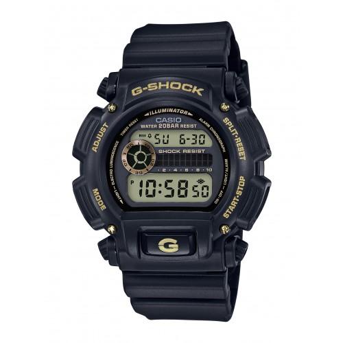 Casio Men's G-Shock Alarm Black Digital Watch