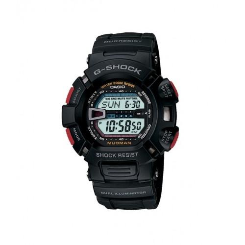 G-Shock G9000-1 Men's Black Resin Sport Watch