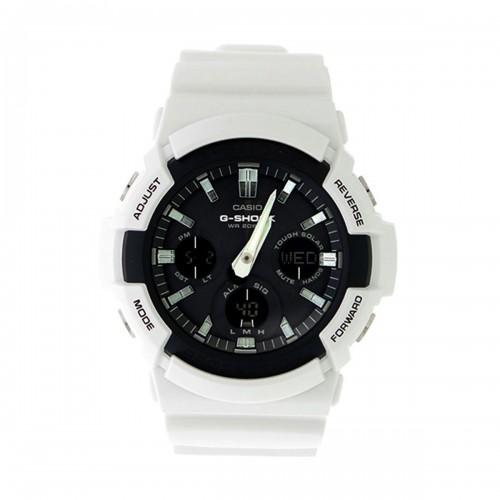 Casio Men's GAS100B-7A G-Shock Black Analog Watch