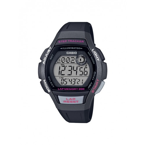 Casio Ladies Step Tracker 10 Year Battery Life