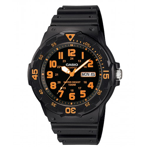 Casio Unisex MRW200H-4BV Neo-Display Watch