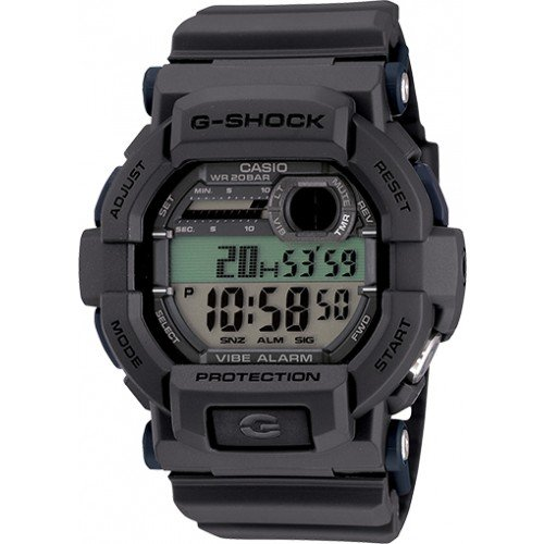 Casio Men's GD350-8 Black