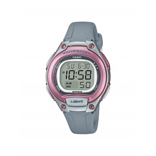 Casio Womens Illuminator 10 Year battery watch