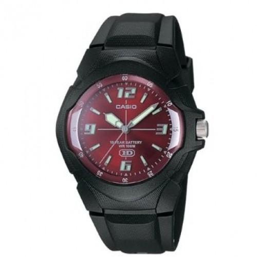 Casio Mens Black Classic Analog Watch