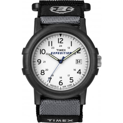 Timex Mens Expedition Camper Analog Sport Watch