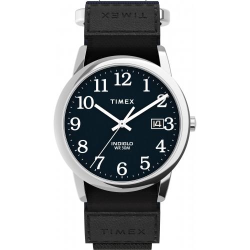 Timex TW2U85000 Easy Reader   35mm Fast Wrap   Strap Watch