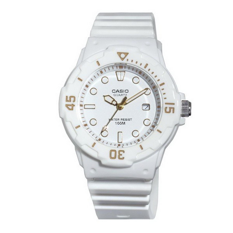 af1aa34da49 Casio Women s LRW200H-7E2VCF Dive Series Diver-Look White Watch ...