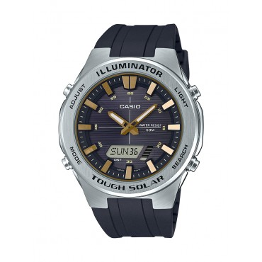 Casio Long Life Metal Series Solar Powered