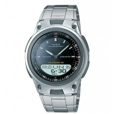 Casio Mens Sports Chronograph Alarm Databank Watch