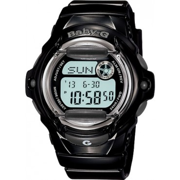 Casio Women's BG169R-1M Baby-G Sport Watch