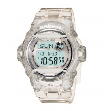 Casio Women's BG169R-7B Baby-G Digital Sport Watch