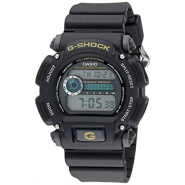 G-Shock GW9052-1BCG Men's Black Resin Sport Watch