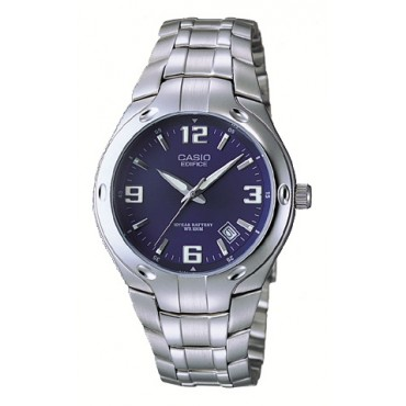 Casio Mens Stainless Steel Dress Watch
