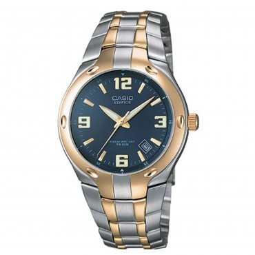 Casio Men's Edifice Two-Tone Stainless Steel Watch