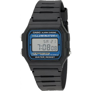 Casio Men's Basic Black Digital Watch
