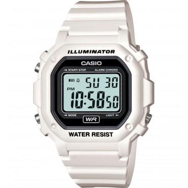 Casio Unisex F108WHC-7BCF Watch