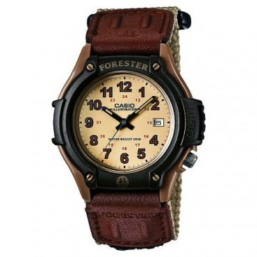 CASIO Men's FT-500WC-5BVCF Forester Sport Watch