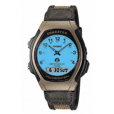 Casio Men's FT600WB-5BV Ana-Digi Forester Illuminator Sport Watch