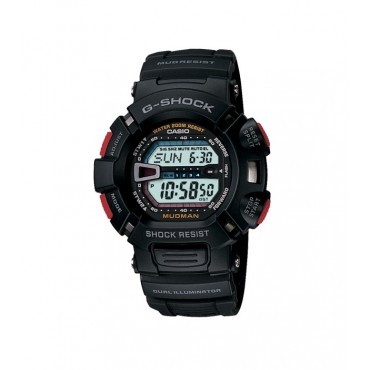 "Casio Men's G9000-1V """"G-Shock"""" Digital Sport Watch"