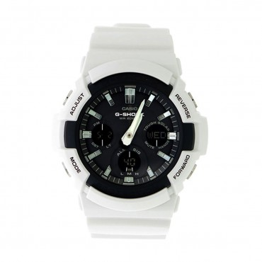 Casio Men's GAS100B-7A G-Shock Black Analog Watch