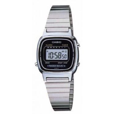 Casio Womens  Daily Alarm Digital Watch