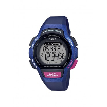 New Casio Ladies Step Tracker Series and 60 Lap Memory