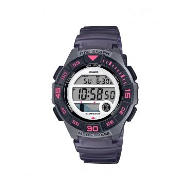 Casio LWS1100H-8AV Women's Black Digital Watch