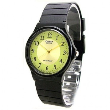Casio Men's MQ24-9B3 Analog Watch