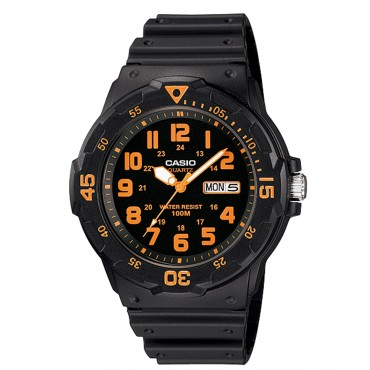 Casio Unisex MRW200H-4BV Neo-Display Watch