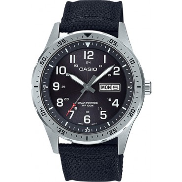 Casio Diver Inspired Solar Analog Watch