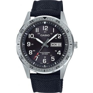 Casio Diver Inspired Solar Analog Watch