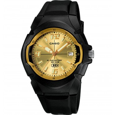 CASIO Men's MW600F-9AV 10-Year Battery Sport Watch