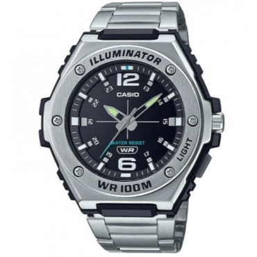 Casio Men's Stainless Steel Analog Watch