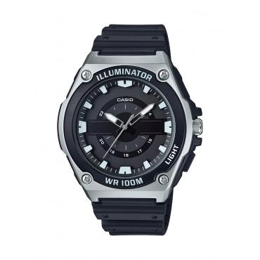 Casio Men's MCW-100H-1AVCF Black Resin Sport Watch