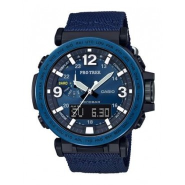 Casio PRG660YB-2 Pro Trek Navy Blue Analog-Digital Series
